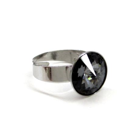 DIANA gyűrű (14 mm-es silver night)