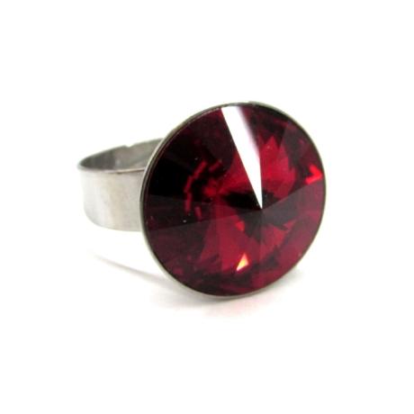 Óriás gyűrű (scarlet)