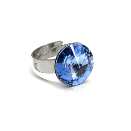 DIANA gyűrű (14 mm-es light sapphire)