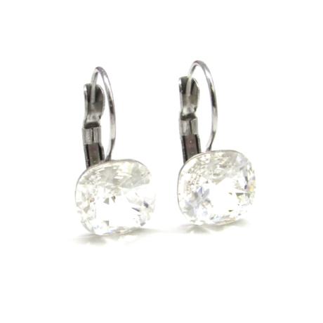 ANGELINA fülbevaló (8 mm-es crystal)