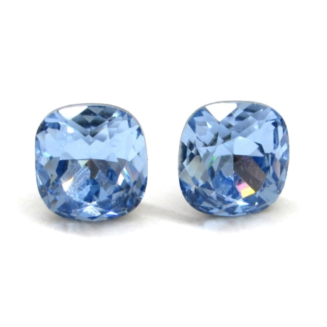 NAGY PÁRNA fülbevaló (light sapphire)