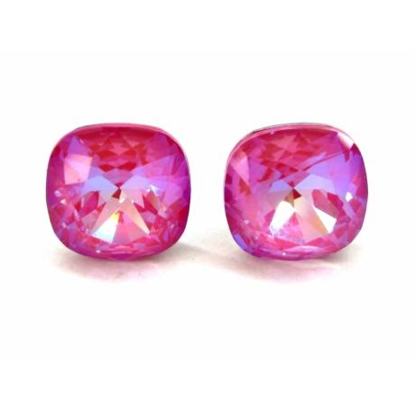 ANGELINA fülbevaló (pink delite)