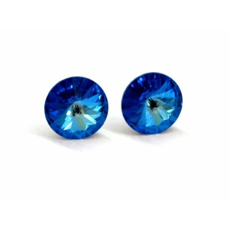 SOPHIA fülbevaló (royal blue delite)