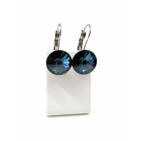 DIANA 12 fülbevaló (denim blue)